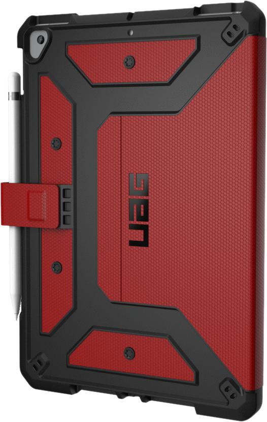 """Чехол Metropolis для iPad 10.2"""", красный"""