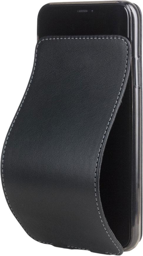 Чехол для iPhone 11 Pro Max, теленок, черный