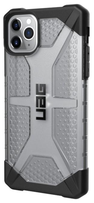 Чехол Plasma для iPhone 11 Pro Max, прозрачный