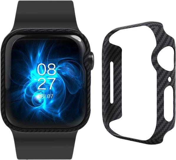 Чехол для Apple Watch 44мм, черный