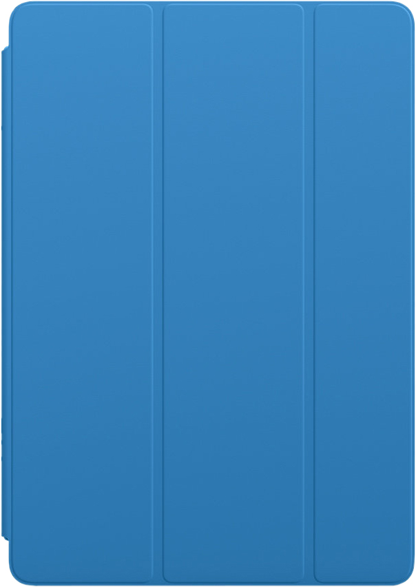 Чехол Smart Cover для iPad 2019/ Air 3, «синяя волна»