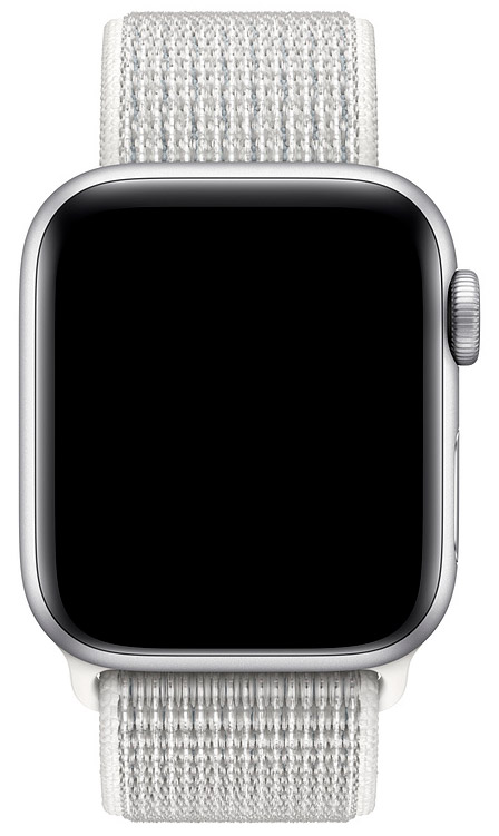 d046269c Браслет Apple Watch 40мм, спортивный Nike, «снежная вершина» – цена,  описание
