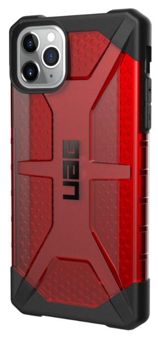Чехол Plasma для iPhone 11 Pro Max, красный