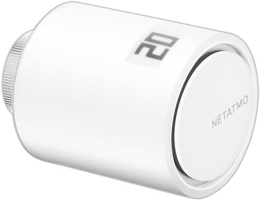 Умная термоголовка Additional Smart Radiator, белый