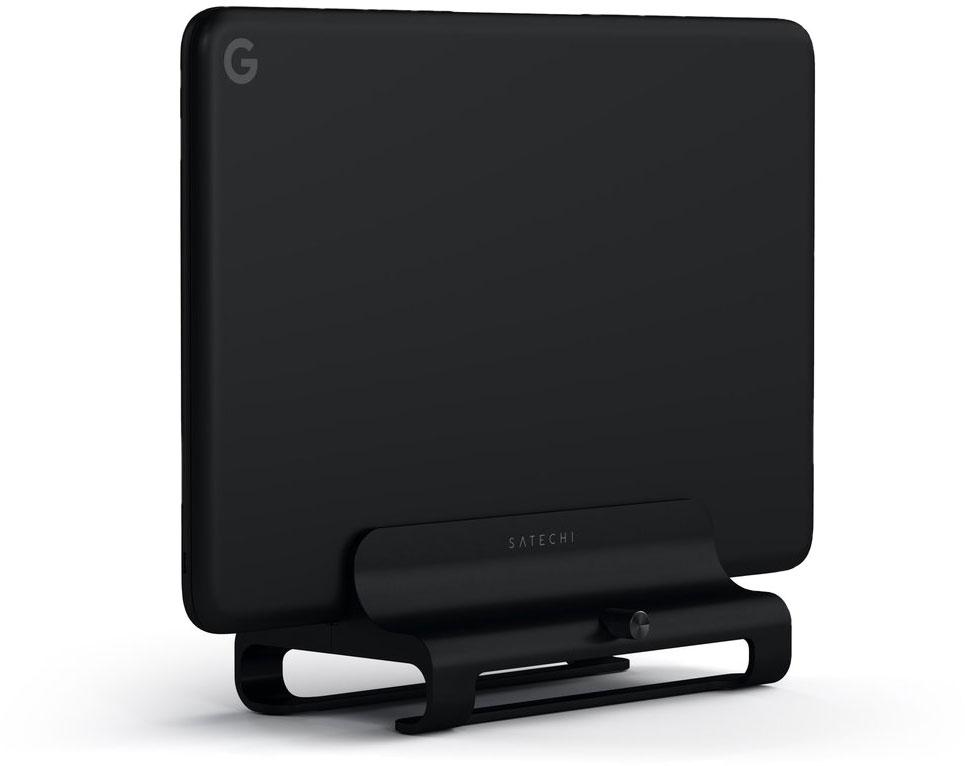 Подставка Universal Vertical Aluminum Laptop Stand для MacBook, «черный оникс»
