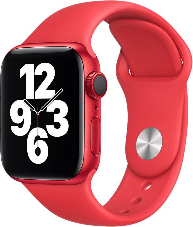 Спортивный ремешок Watch 44 мм, (PRODUCT)RED