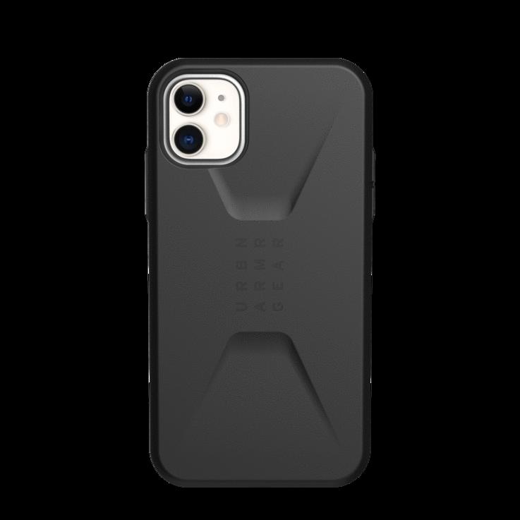 Чехол Civilian для Phone 11, черный