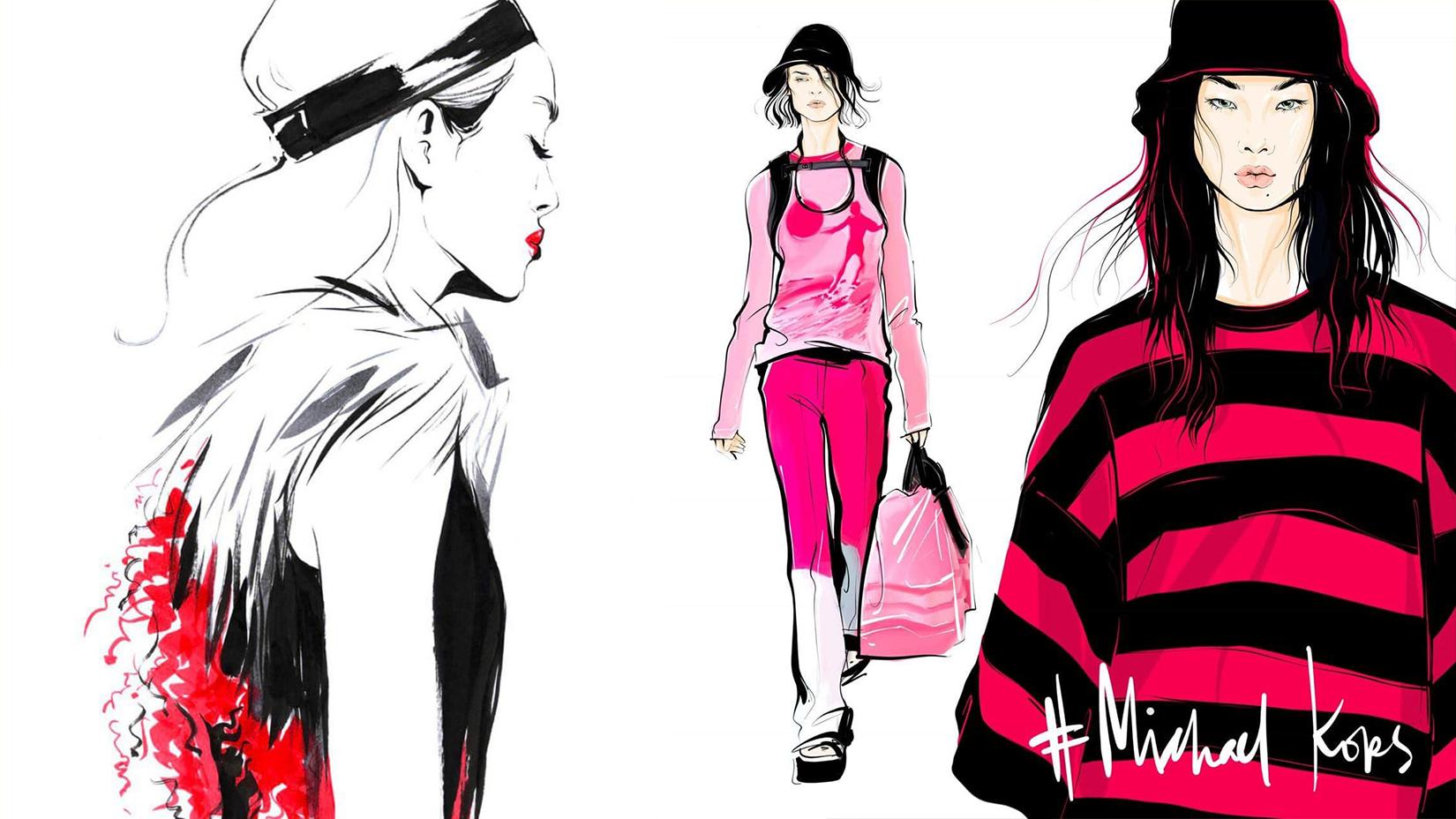 Fashion Week 2021 с точки зрения художника