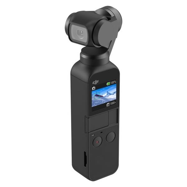 Видеокамера со стабилизатором OSMO Pocket