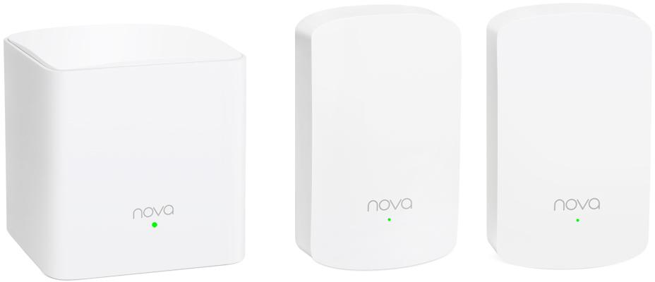 Wi-Fi Mesh система nova MW5