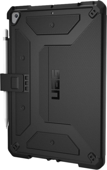 Чехол Metropolis для iPad 10.2, черный