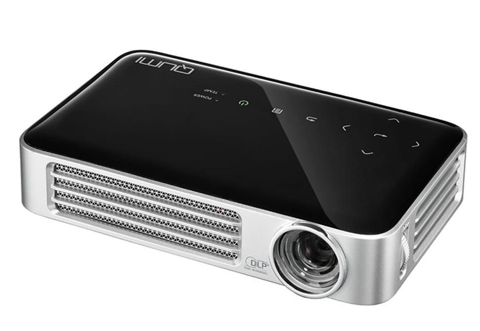 Портативный проектор Qumi Q6 черный