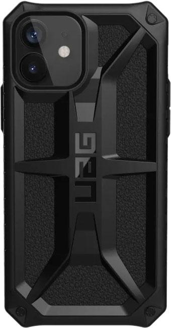 Чехол Monarch для iPhone 12/12 Pro, черный