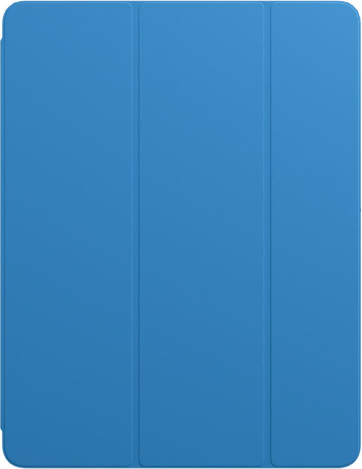 "Чехол Smart Folio для iPad Pro 12,9"" (2020), «синяя волна»"