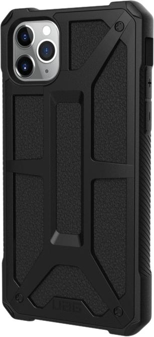 Чехол Monarch для iPhone 11 Pro Max, черный