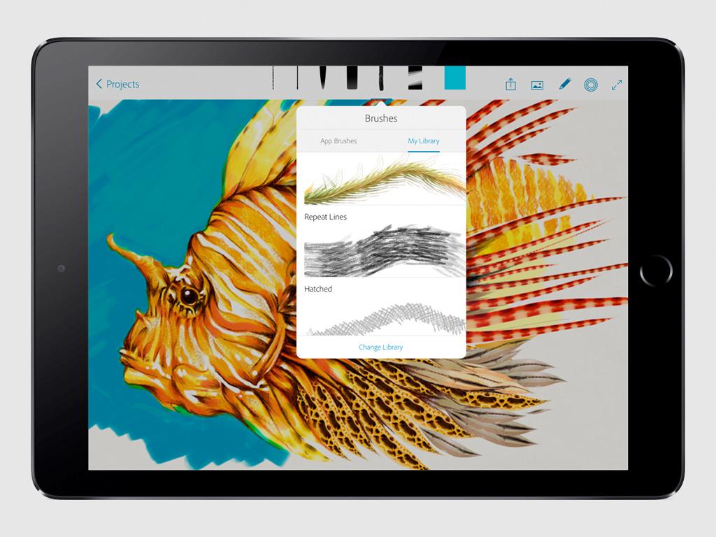 22 лучших художественных приложений на iPad для живописи и эскизов