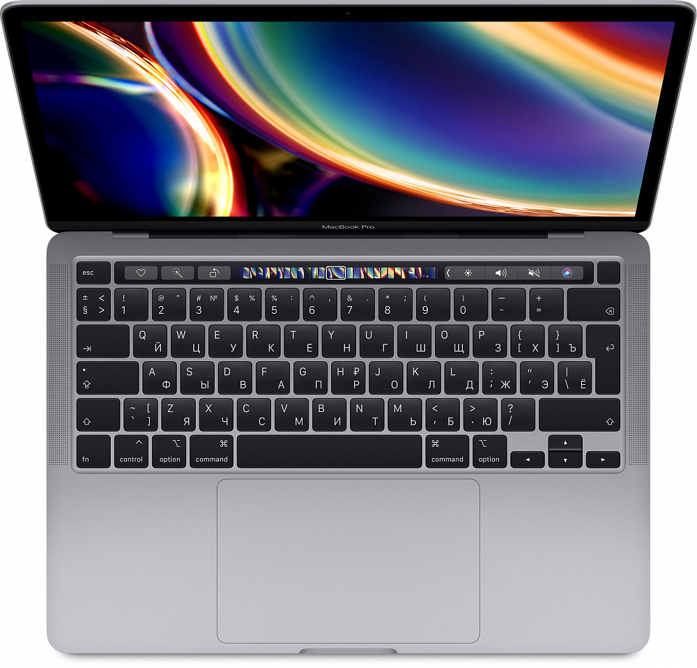 "MacBook Pro 13"" QC i7 2,3 ГГц, 32 ГБ, 1 ТБ SSD, Iris Plus, Touch Bar, «серый космос» СТО"
