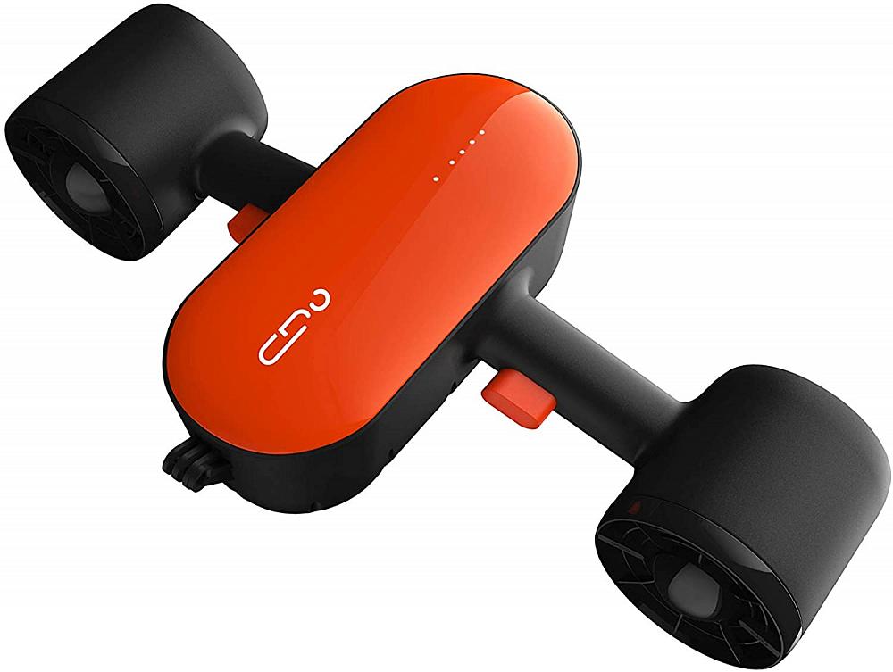 Подводный скутер Trident S2, оранжевый