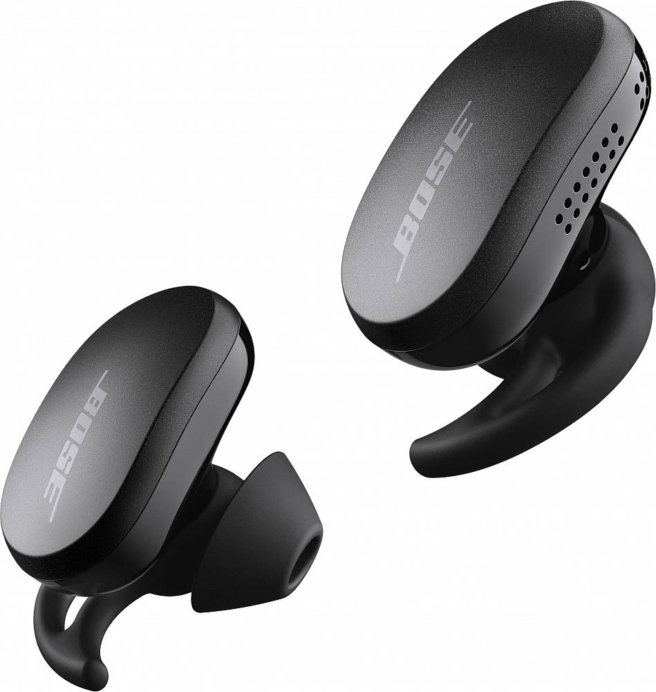 Беспроводные наушники QuietComfort Earbuds, черный