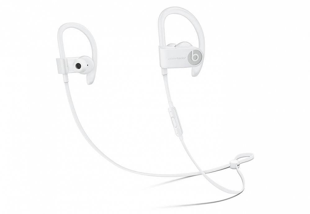 Беспроводные наушники Powerbeats3 Wireless, белые
