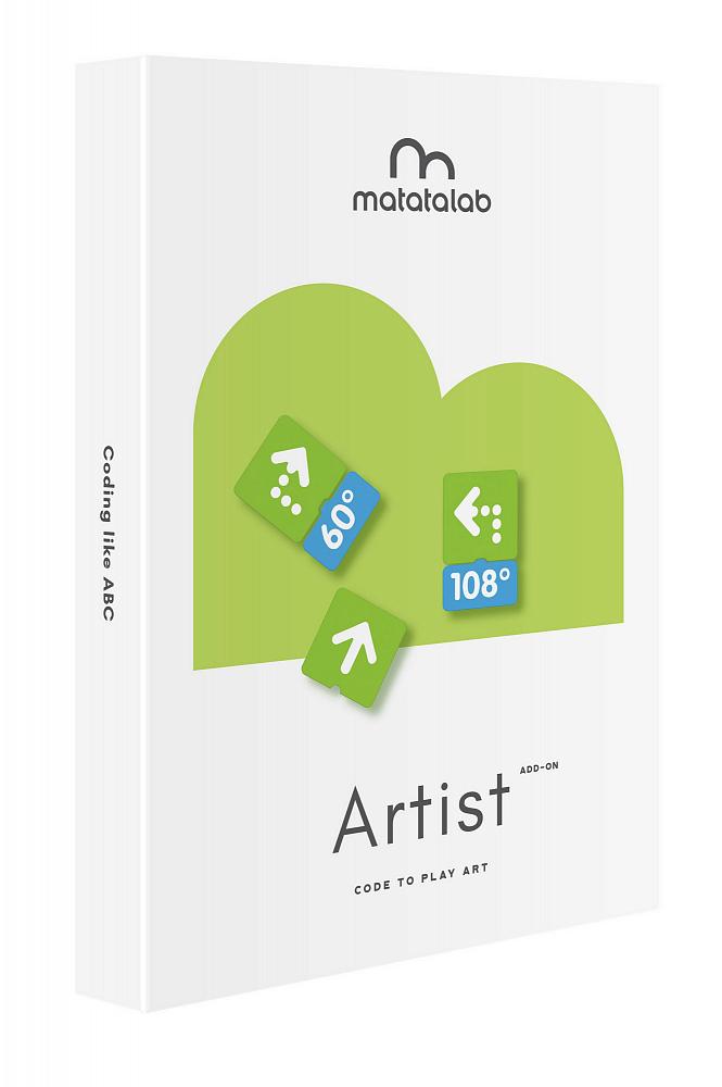 Набор Matatalab Artist Add-on для программирования рисования