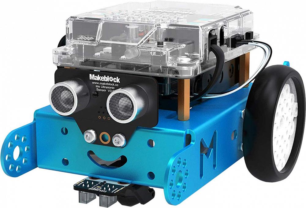 Учебно-методический комплект на базе робота mBot