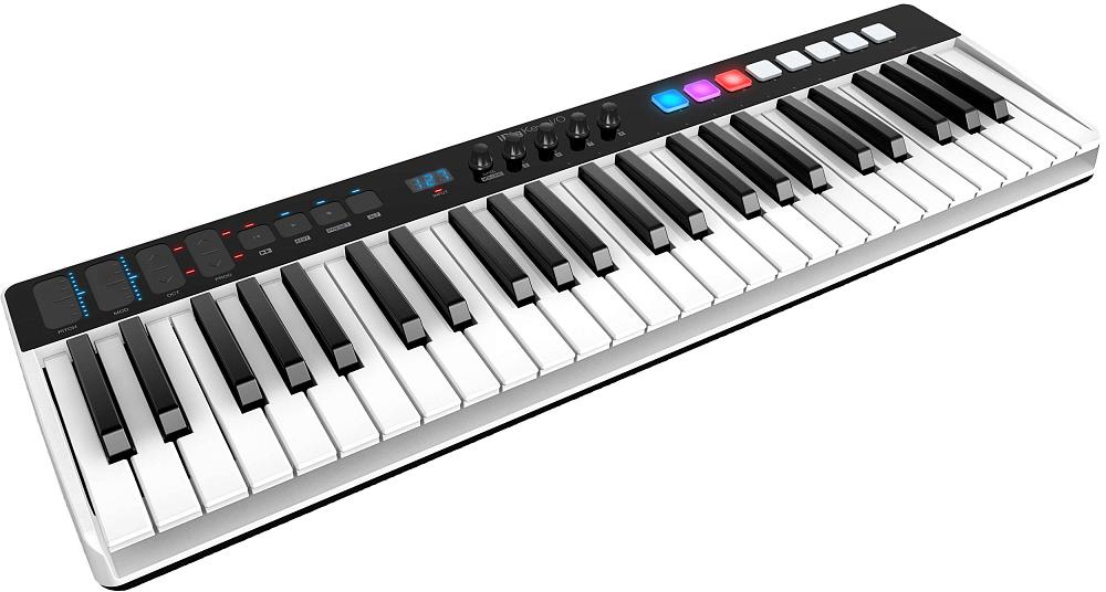 Смарт-синтезатор iRig Keys I/O 49, белый