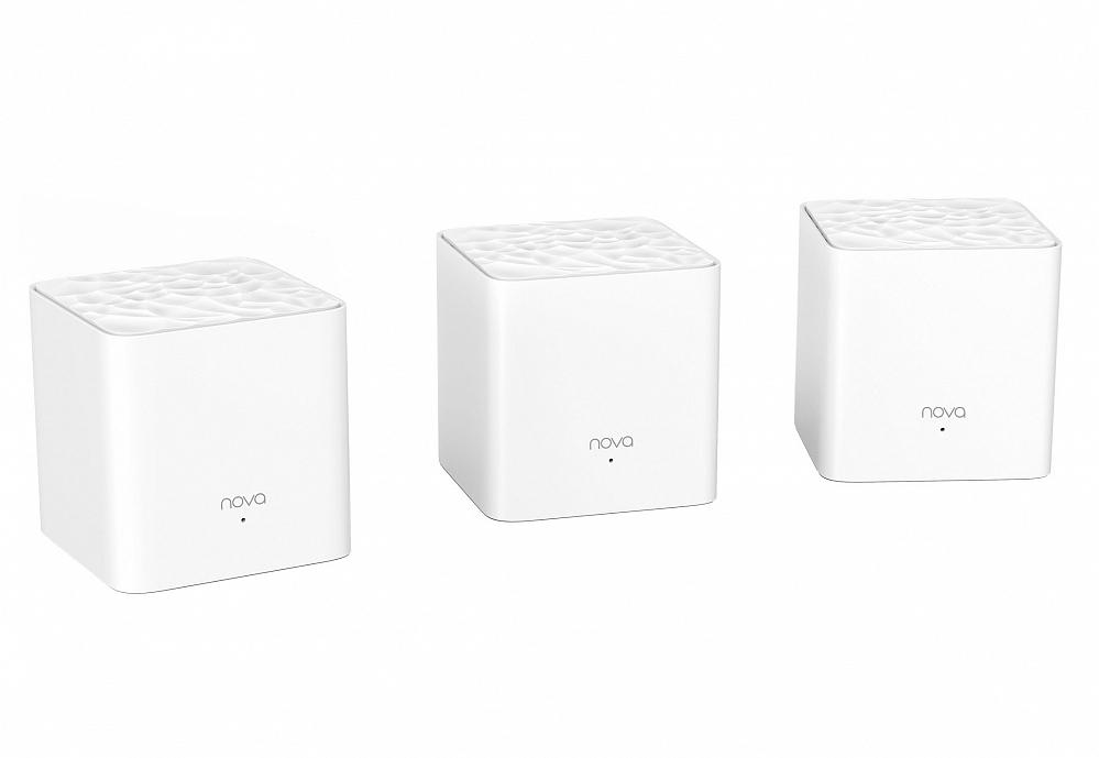 Wi-Fi Mesh система nova MW3