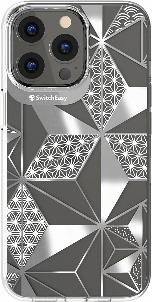 Чехол Artist для iPhone 13 Pro, пластик, Asanoha