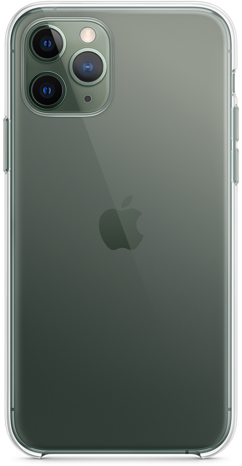 Чехол Apple для iPhone 11 Pro Clear Case, прозрачный