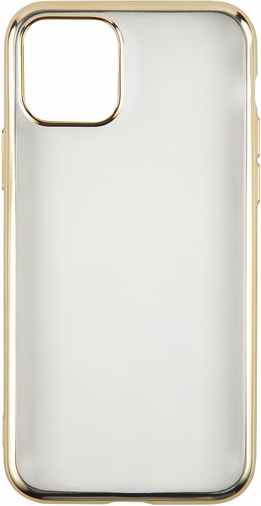 Чехол для iPhone 11 Pro, золотой кант
