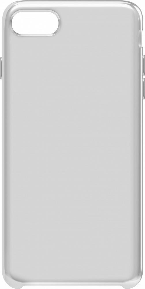 Чехол для iPhone 7/8/SE, силикон, прозрачный