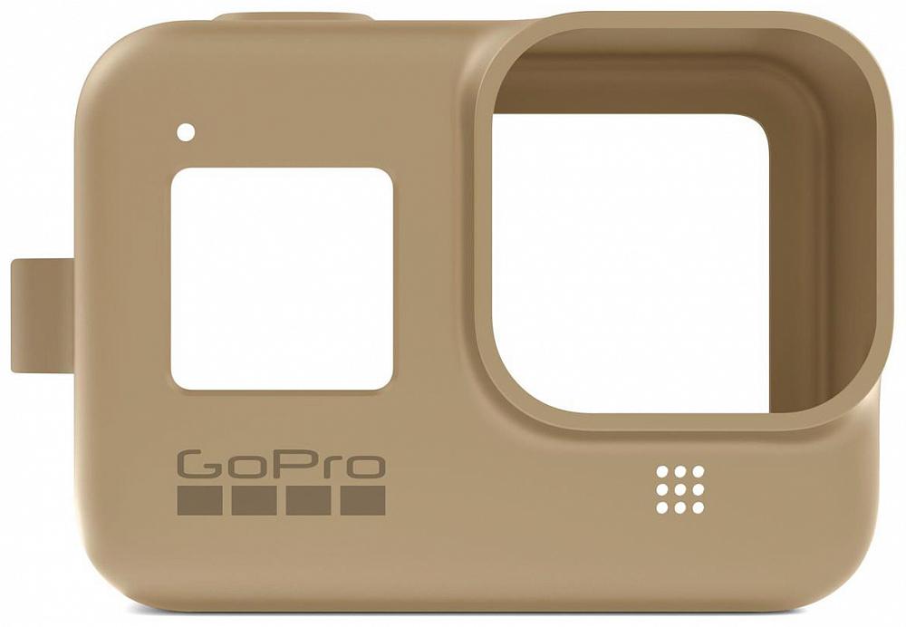 Чехол для камеры HERO8, силикон, песочный