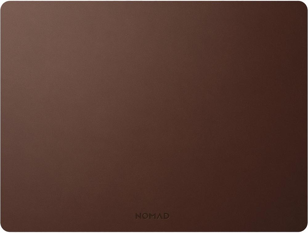"""Коврик для мыши Mousepad 16"""", коричневый"""