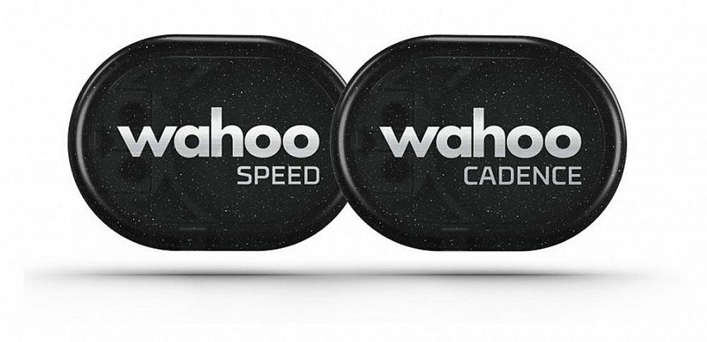 Велосипедный датчик скорости RPM Speed Sensor & Cadence Combo, черный