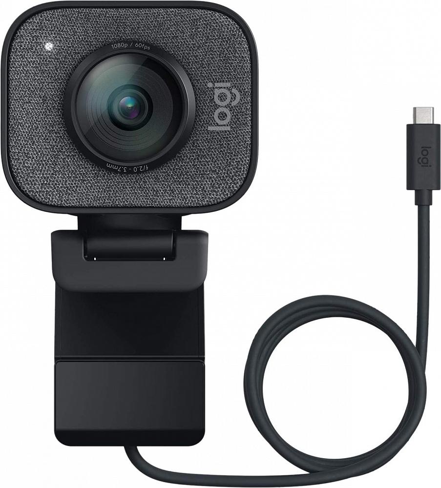 Интернет камера StreamCam, Graphite