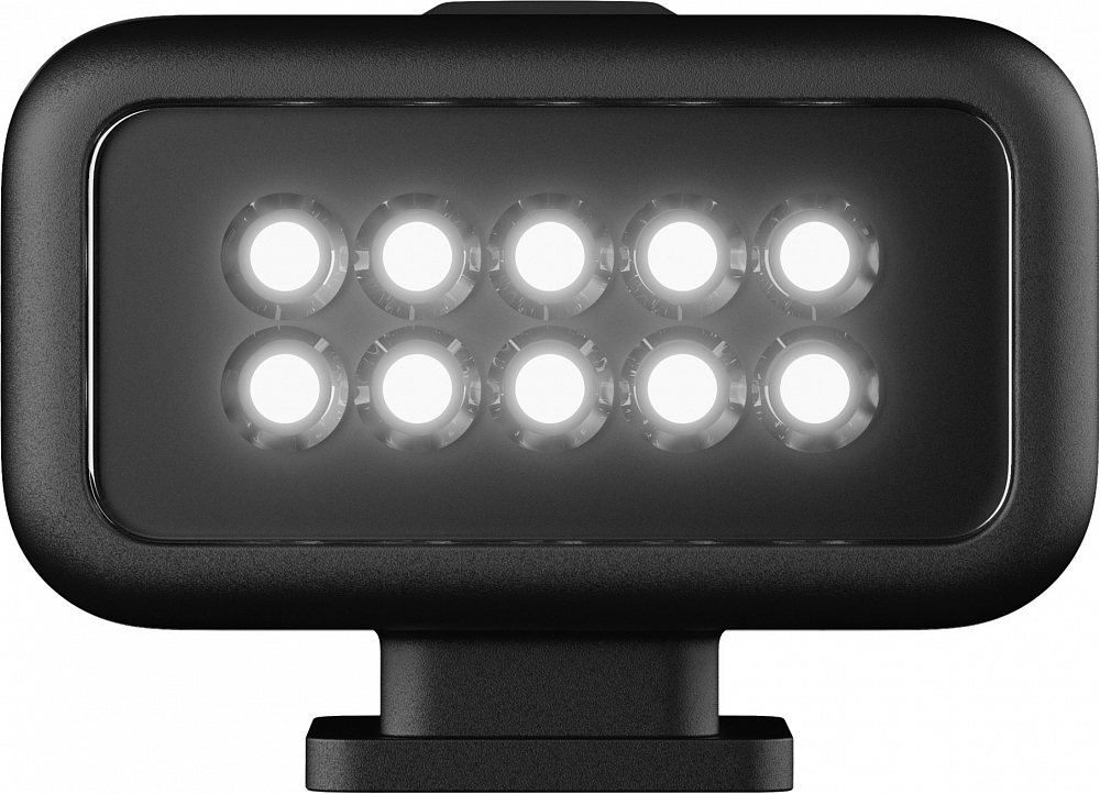 Дополнительный свет для камеры HERO8