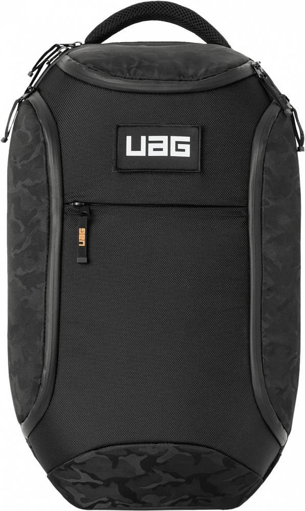 """Рюкзак Urban Armor Gear BackPack для ноутбуков до 16"""", черный камуфляж"""