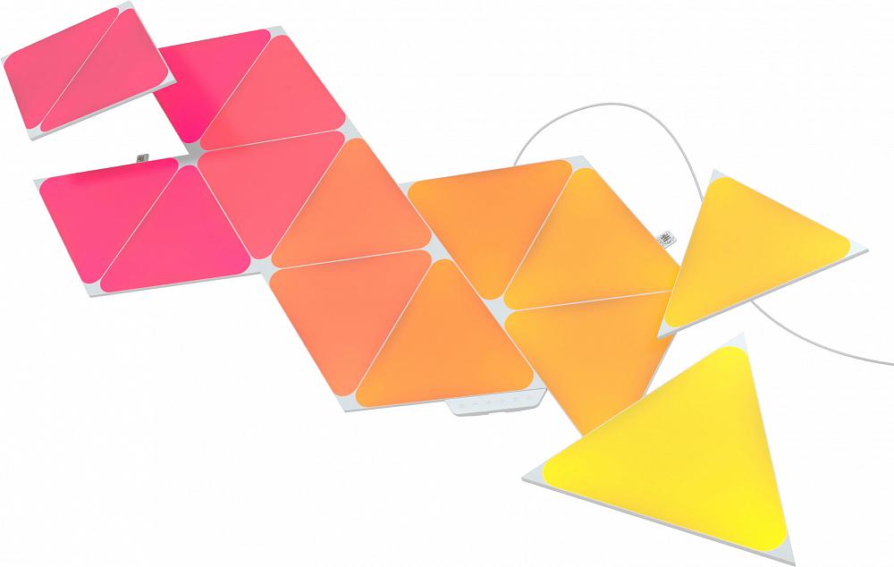 Светильник Shapes Triangles, 15 панелей