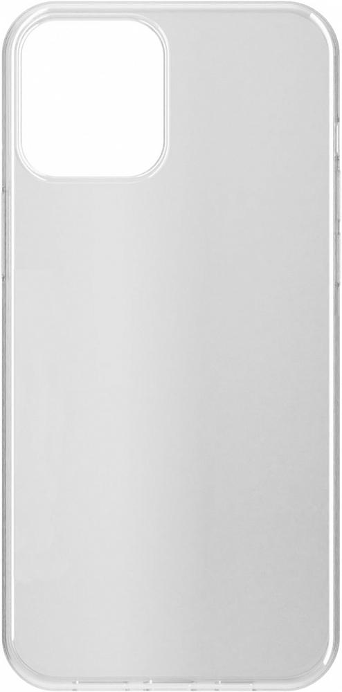 Чехол для iPhone 13, силикон, прозрачный