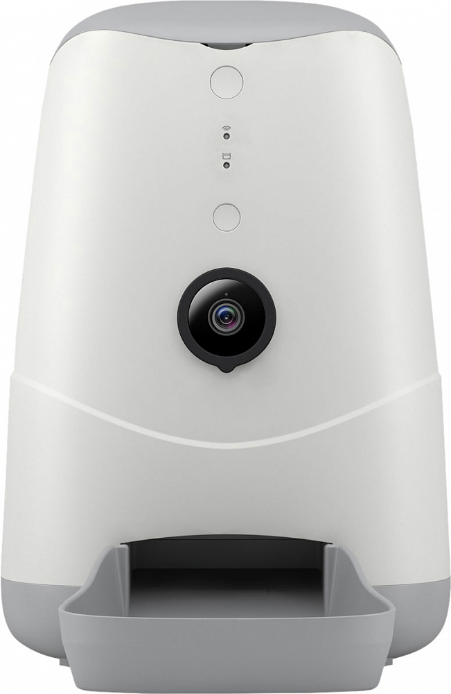 Умная кормушка с видеокамерой и WiFi