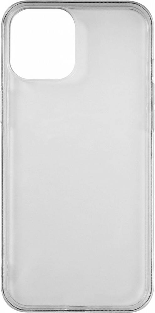 Чехол для iPhone 12 Pro Max, силикон, прозрачный