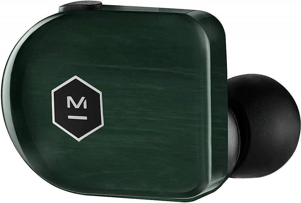 Беспроводные наушники MW07 Plus, зеленый