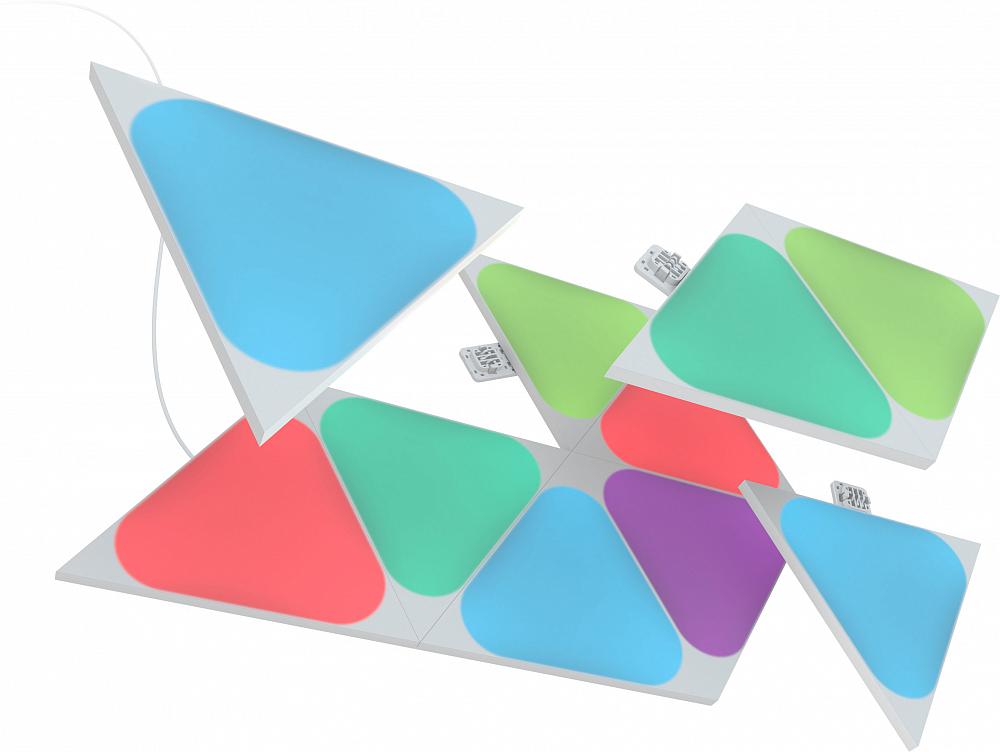 Набор панелей Shapes Triangles Mini, 10 шт