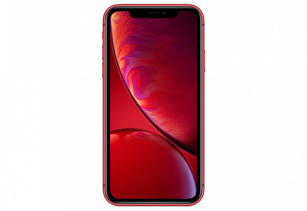 iPhone XR, 128 ГБ, (PRODUCT)RED (новая комплектация)
