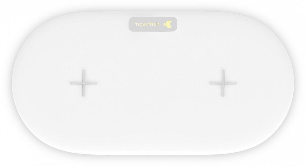 Беспроводное зарядное устройство , белый