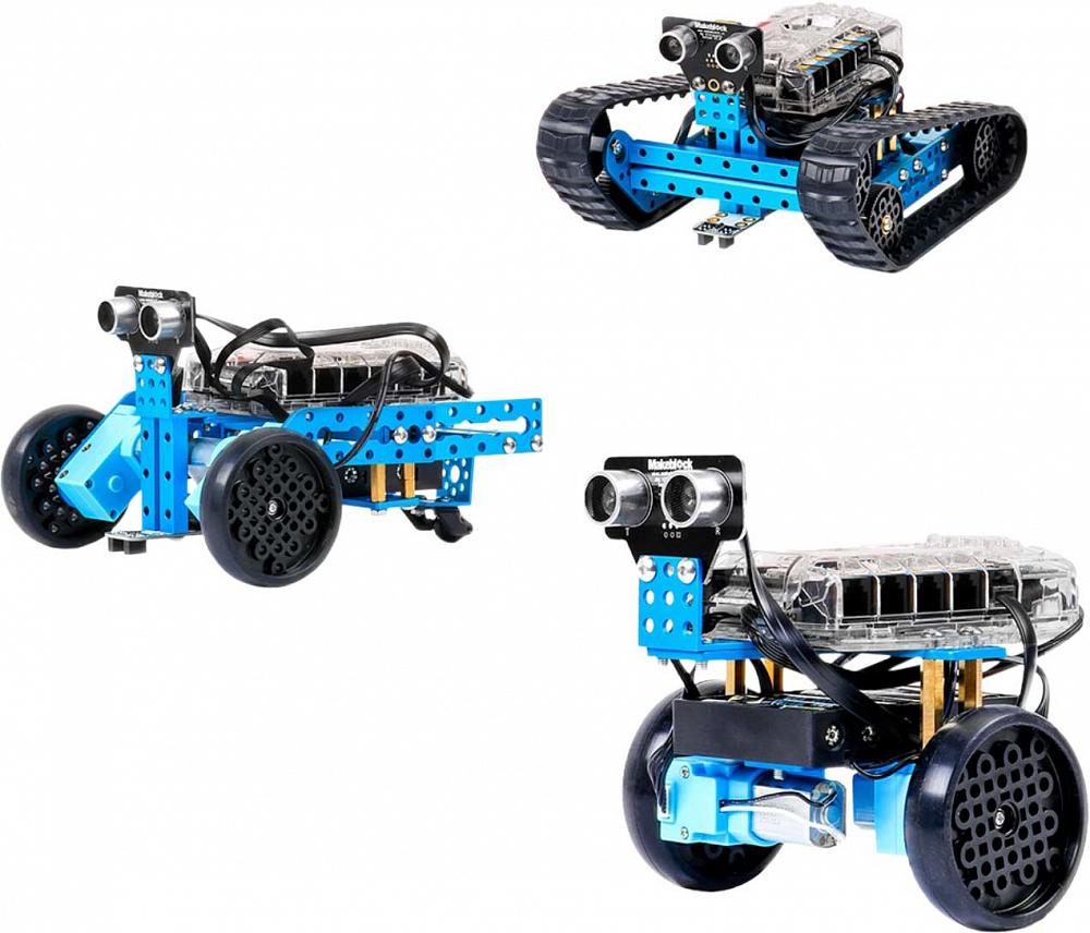 Набор робототехнический для младшего возраста mBot Ranger Robot Kit