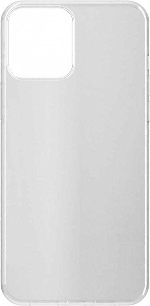 Чехол для iPhone 13 Pro Max, силикон, прозрачный